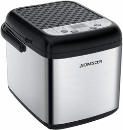 19 in 1 programmable nonstick bread maker
