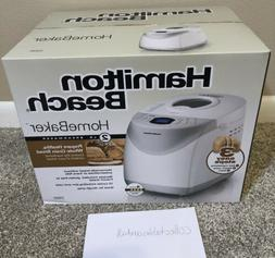 Hamilton Beach 2 lb Digital Bread Maker, Model# 29881 BRAND