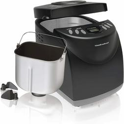 Hamilton Beach 2 lb Digital Bread Maker Programmable 12 Sett