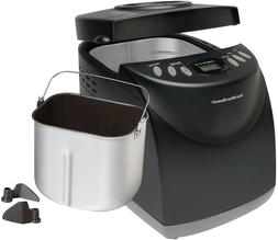 Hamilton Beach 2 lb Digital Bread Maker, Programmable, 12 Se