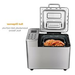 2 libras maquina programadora de pan automatica