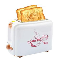 Mzwodmu 2 Slots Automatic Electric Toaster Household Bread T