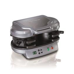 Hamilton Beach 25490 Dual Breakfast Sandwich Maker Kitchen E