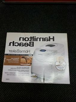29881 digital bread machine white 2lbs