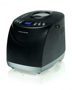 Hamilton Beach  HomeBaker 2 Lb. Bread Maker Machine with 12