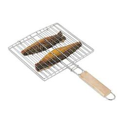 40 cm grilling basket stainless steel bbq