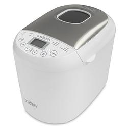 West Bend 47410 Programmable Hi-Rise Bread Maker with 12 Pro