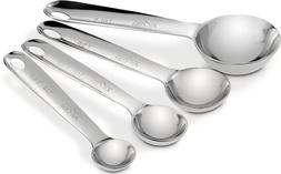 All-Clad 59918 Stainless Steel Measuring Spoons Cookware Set