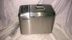 Breadman TR900S Professional-Series Breadmaker, Brushed Stai