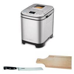Cuisinart CBK-110 Compact Automatic Bread Make  with Knife a