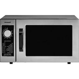 Panasonic NE-1025F Silver 1000W Commercial Microwave Oven