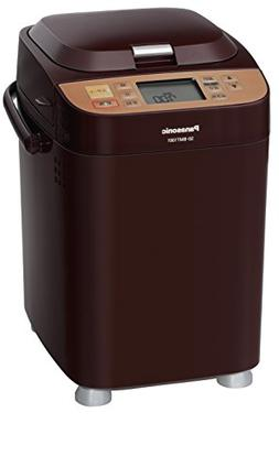 Panasonic home bakery 1 loaf type Brown SD-BMT1001-T--