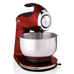 Sunbeam - Heritage Series Tilt-head Stand Mixer - Metallic R