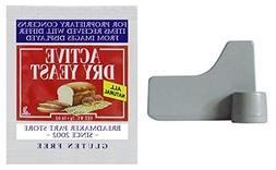 BREADMAN Bread Machine Paddle TR845 TR-845 Kneading Blade Pa