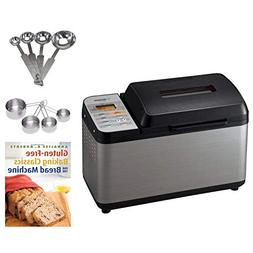 Zojirushi BB-PAC20 Home Bakery Virtuoso Breadmaker Bundle