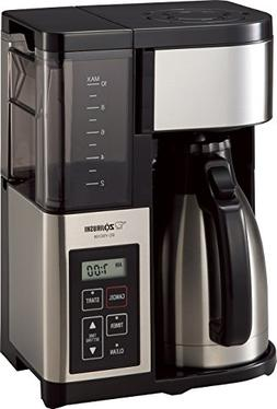 Zojirushi EC-YSC100 Fresh Brew Plus Thermal Carafe Coffee Ma