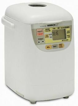 Zojirushi Home Bakery Mini Breadmaker with Oven Mitt, Stainl