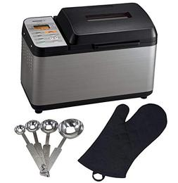 Zojirushi Home Bakery Virtuoso Breadmaker + Accessory Kit