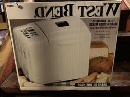 West Bend Bread Dough Machine Maker 41082 SEALED Automatic B