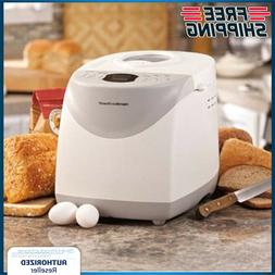 Automatic Bread Maker Machine Kitchen Baking Whole Grain Glu