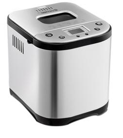 Automatic Bread Maker Stainless Steel 2LB Bread Machine