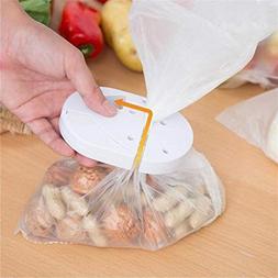 Bag Clips - Easy Fast Household Sealing Machine Ceramic Impu
