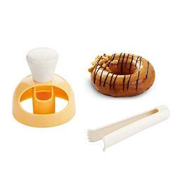 Baking Pastry Tools - 1pcs Donut Mold Creative Diy Cake Deco