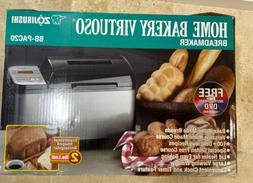 Zojirushi BB-PAC20BA Home Bakery Virtuoso Plus Breadmaker, 2