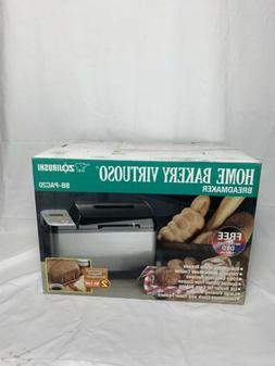 Zojirushi BB-PAC20BA Home Bakery Virtuoso Breadmaker, 2lb Lo