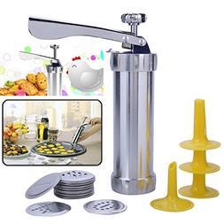Biscuit Maker - Cookie Press Kit Biscuit Machine Making Cake