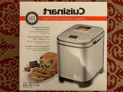 BRAND NEW Cuisinart CBK-110 2-Pound Compact Automatic Bread