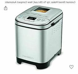 BRAND NEW Cuisinart Compact Automatic Bread Maker CBK-110P1