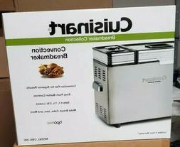 BRAND NEW IN BOX CUISINART 2LB CONVECTION BREAD MAKER MACHIN