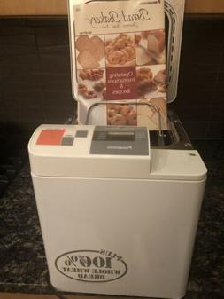 Panasonic Bread Bakery SD-BT10P Bread Maker Machine & Manual