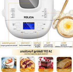 bread machine 2lb 14 in 1 home