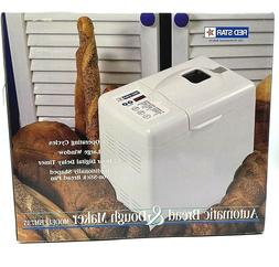 Red Star Bread Machine BM-735 Bread & Dough Maker Brand NEW