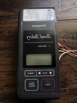 Panasonic Bread Machine Control Panel with PCB SD-BT55P  Par