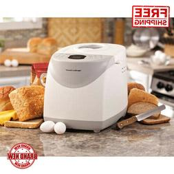 Hamilton Beach Bread Machine Maker Automatic Breadmaker Home