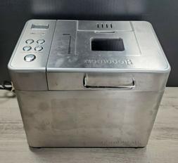 BREADMAN Bread Machine Pro Bread Maker - BK 1060S - Stainles
