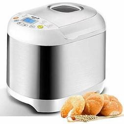 Bread Machines Maker Automatic 19 Programmable Multifunction