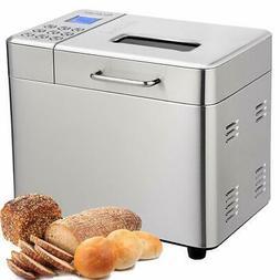 bread maker 15 programmable multifunctional bread machine