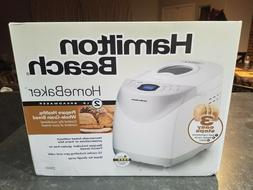 Bread Maker Hamilton Beach 2 LB Digital Model #29881 SHIPS A