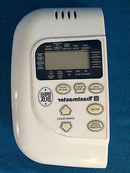 TOASTMASTER Bread Maker Machine Control Panel 1142