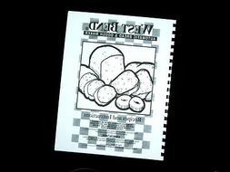 West Bend Bread Maker Machine Instruction Manual Recipes 410
