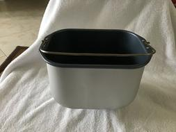 Toastmaster Bread Maker Machine Pan And Paddle Only  TBR15