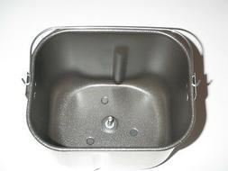 bread maker machine replacement pan for model