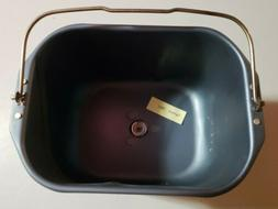 Toastmaster Bread Maker Machine Replacement Pan Model: TBR15