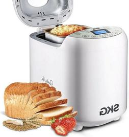 SKG Bread Maker Model #3920 Beginner Friendly New Sealed Pac