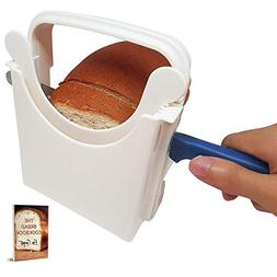 Eon Concepts Bread Slicer Guide For Homemade Bread With Mini