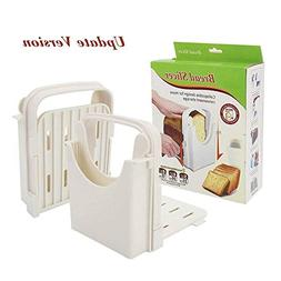 Bread Slicer Toast Slicer Yummy Sam Toast Cutting Guide Brea